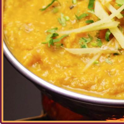 Dal Tarkawali mit Reis